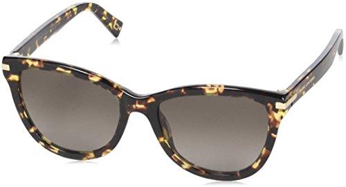 d46128d7599ff Marc Jacobs Marc 187 S HA LWP 54 Montures de lunettes Marron (Crystal Hvna