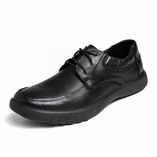 Shoes-YRQ Herren Formelle Schuhe Leder Frühjahr/Herbst Mokassins & Slipper Weiche Sohle Komfort Fahrschuhe,A,40 -