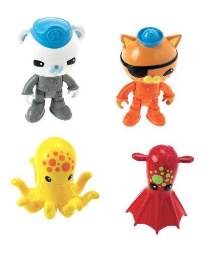 Mattel Octonautas, pack figura y criatura 15 x 11 x 6 cm...