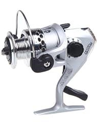 akimgo (TM) qualité à moulinet de pêche 3BB roulements à billes gauche/droite interchangeable Poignée pliable SE2005.2: 1poisson Tackle équipement