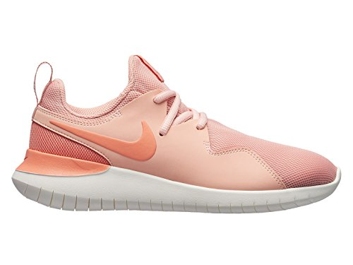 cheap for discount 1f409 70aa1 Nike Lunartessen, Sneakers Basses Femme, Rose (Coral Stardust/Crimson  Bliss/S