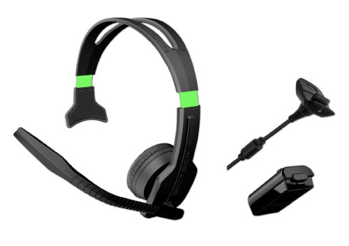 Gioteck Chat & Charge Pack (Xbox 360)