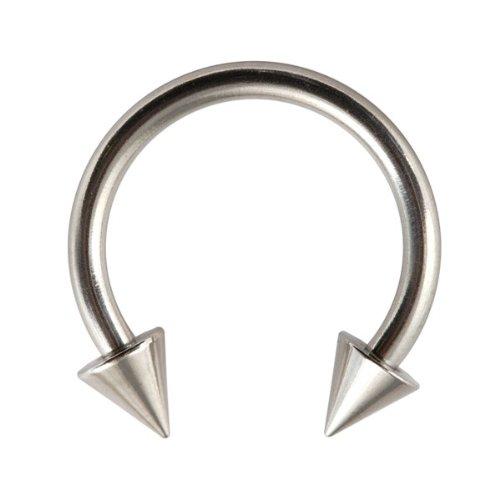 Piercing-Herradura-Acero-Quirrgico-316L-Spikes-VotrePiercing-12-x-6-x-3-mm
