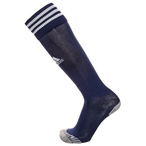 adidas Adisock 12 Sockenstutzen dunkelblau/weiß, 2 (Gr.37-39)
