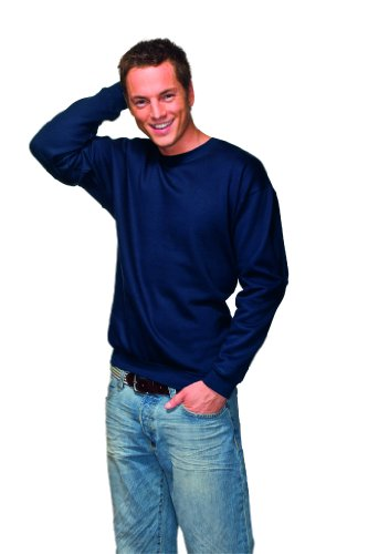 Stedman Apparel Herren Sweatshirt Navy Blue