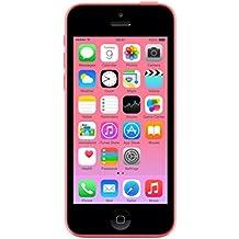 Apple iPhone 5c 8 GB UK-SIM-Free Smartphone - Pink (Certified Refurbished)