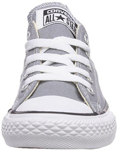 Converse Chuck Taylor All Star Wash Neon Ox, Baskets mode mixte enfant Gris