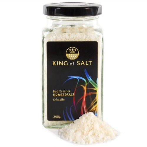 King of Salt Kristallsalz 200 g, 1er Pack (1 x 200 g) Himalaya-meer-salz-bio