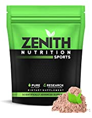 Zenith Nutrition Whey Protein with Enzymes for Digestion 2