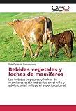 Bebidas vegetales y leches de mamiferos: Las bebidas vegetales y leches de mamíferos están indicadas en el niño y adolescente? Influye el aspecto cultural