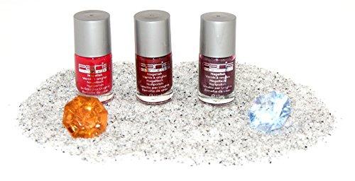 Nagellack Set Nagellackset Geschenkset 3 Nagellackfarben mit Geschenkverpackung