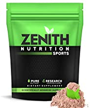 Zenith Nutrition Mass Gainer++ with Enzyme blend | 17gm Protein | 51gm Carbs | Added Glutamine | Lab tested (D