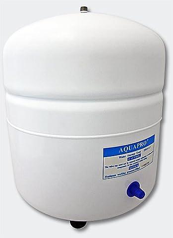 Osmose inverse 3.2 G Acier Réservoir à Eau 12.1 l