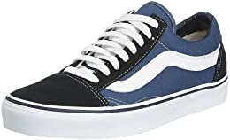 vans old skool blu e nere
