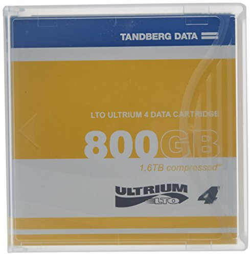 Tandberg LTO-4 Ultrium with Case 433781 - Direct-drive-band