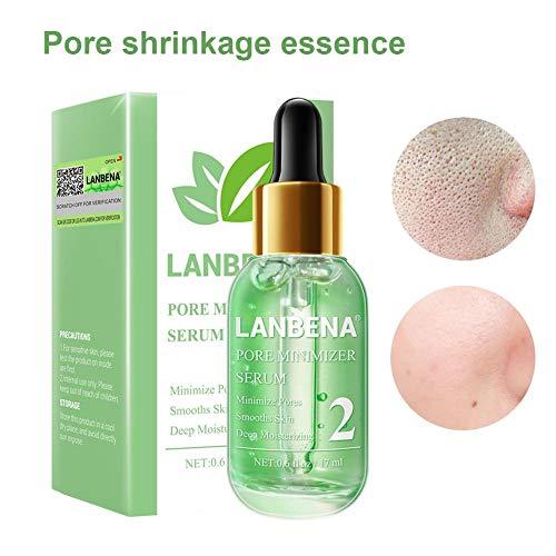 Sérum adelgazamiento minimiza poros esencia reafirmante