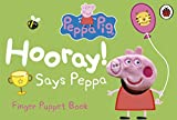 Best Baby Book Sets - Peppa Pig: Hooray! Says Peppa Finger Puppet Book Review