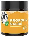 Aktiv Naturheilmittel Propolis Salbe 30g | Creme / Salbe ist Rein, Hochwertig & 100% echt aus...