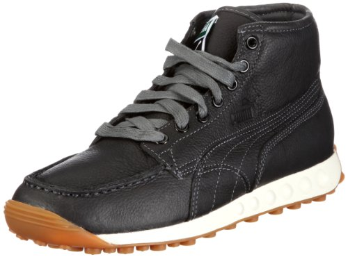 Puma, Sneaker uomo 42,5 Nero (Schwarz/steel grey)