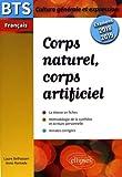 BTS français Corps naturel, corps artificiel