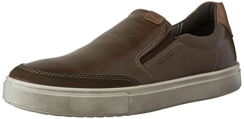 Ecco Ecco Kyle, Sneakers basses homme Marron (55779Dark Clay/Dark Clay)