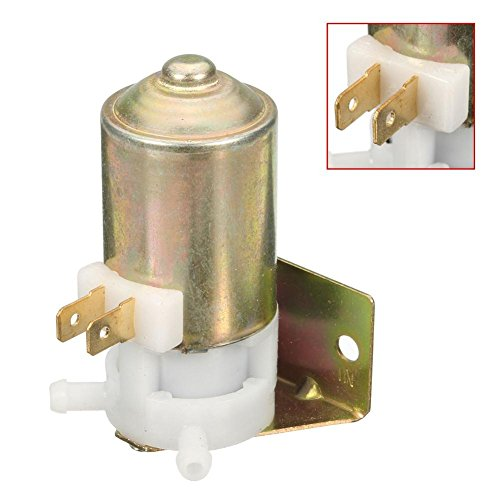 Scheibenwaschpumpe Futurepast Wischwasserpumpen Elektrische Pumpe Universal Scheibenwaschanlage Pumpe Wischerpumpe Spritzwasserpumpe DC12V für alle Pkw-Bus-Lkw