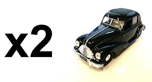 1952-1955 EMW 340 1:43 DIECAST MODELL AUTO CAR USSR DeAGOSTINI P178