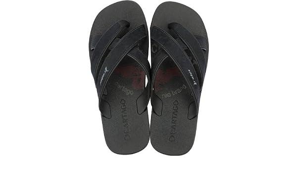6c0173011bc Rider Cartago Mens Flip Flops   Sandals - Black - SIZE UK 10  Amazon.co.uk   Shoes   Bags