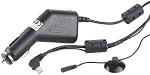 NavGear Original Kfz-Ladegerät mit TMC-Antenne für StreetMate RS & GTX
