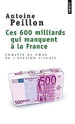 Ces 600 milliards qui manquent à la France. Enquête au coeur de l'évasion fiscale