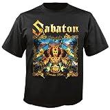 Sabaton Carolus rex T-Shirt schwarz S