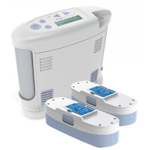 Inogen One G3 Sauerstoff-Konzentrator 4 LPM mit Batterie 8h