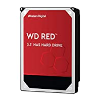 "WD 4TB Red NAS Internal Sata 3.5"" 64MB Cache Hard Drive - WD40EFRX"