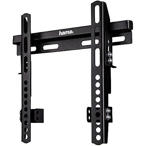 Hama - Soporte de pared para televisores (25 a 117 cm, máximo 60 kg, VESA 200 x 200), color negro