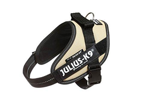 Julius-K9-IDC-Harnais-pour-chien-Earth-Mini-51-67-cm-7-15-kg