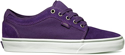 Vans CHUKKA LOW Pro Skate purple mid grey purple mid grey