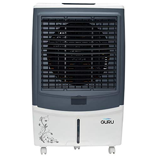 AISEN® GURU 90 Litre Desert Air Cooler for Room, (White & Grey)