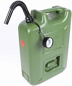 3er Set Benzinkanister 20l Kraftstoff Kanister 20 Liter Un Zulassung Diesel E85 Auto