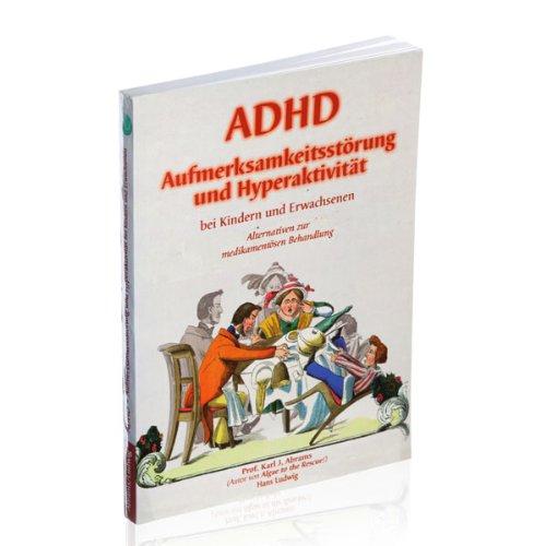 ADHD Aufmerksamkeitsstörung und Hyperaktivität & Ernährung