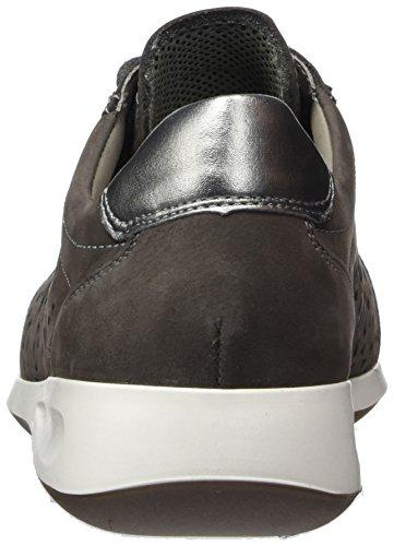 Ara Rom, Sneakers basses femme Grau (Street,gun)