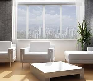 dimexact film opaque translucide pour vitrage fog rouleau de 75cm x 200cm. Black Bedroom Furniture Sets. Home Design Ideas