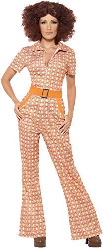 Fancy Dress World - für Sie und Ihn, passende 70er Jahre, mit Perückenoption und gratis Bindestrich erhältlich