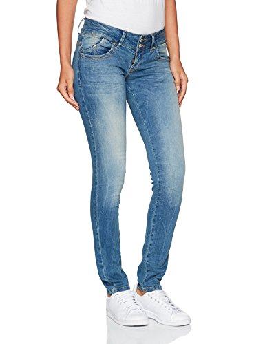 LTB Jeans Damen Jeanshose Molly, Blau (Calissa Wash 4408), W29/L30