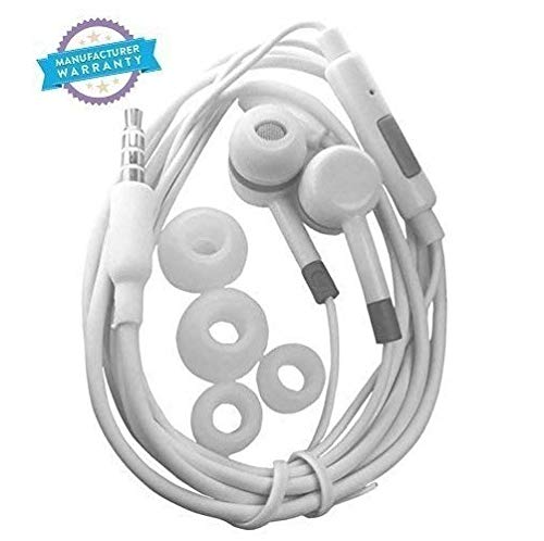 Mi Ear Earphone with Mic Support All Mi Mobile