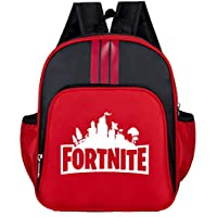 Onlyoustyle Popular Fortnite Escolar Mochilas para Niño y Niña Moda Impresión Backpack Adolescentes Rucksack Mochila Tipo Casual Daypack Bolsas de Viaje