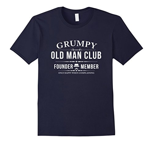 grumpy-old-man-club-only-happy-when-complaining-shirt-herren-grosse-2xl-navy