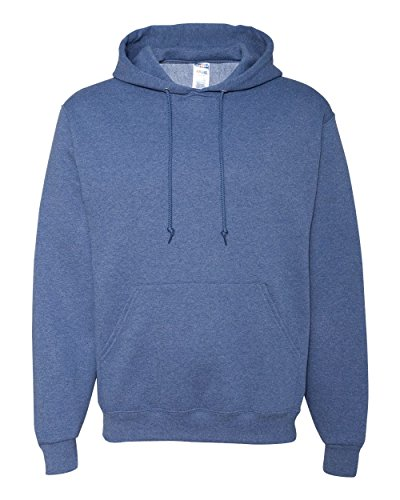Wei§er Fu§ball auf American Apparel Fine Jersey Shirt blau (Vintage Heather Blue)