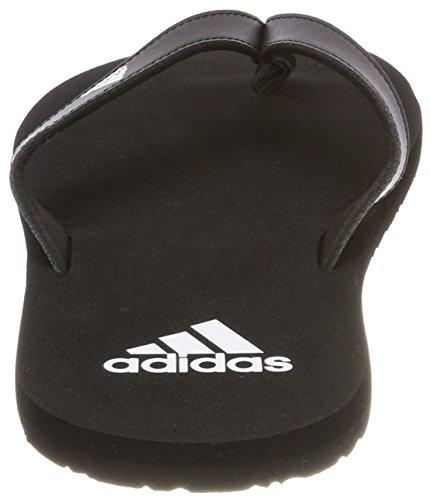 buy popular 39846 cf072 ... adidas Herren Eezay Essence Dusch- Badeschuhe Schwarz (Core Blackcore  Black ...