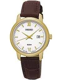 Seiko Damen-Armbanduhr SUR742P1
