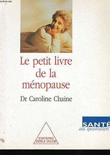 Le petit livre de la ménopause